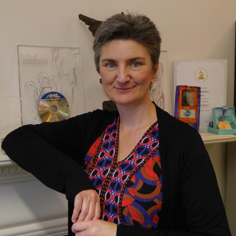 Anne Rushton - Executive Directer, NMC Recordings