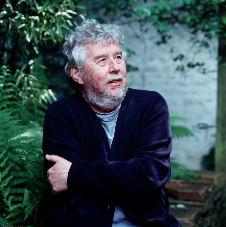 Harrison Birtwistle. Photo: Hanya Chlala